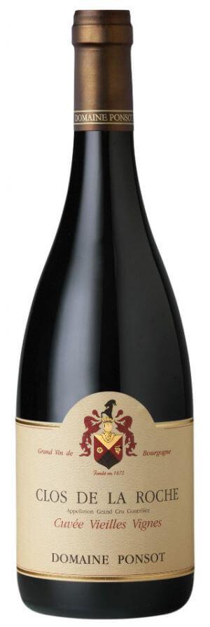 Clos de la Roche Vieilles Vignes Grand Cru 2010  - Magnum