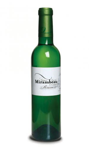 ChâteauTour de Mirambeau La Réserve blanc 2012  - meia gfa.