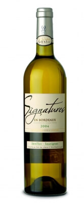 Bordeaux Signatures blanc 2013