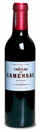 Château Camensac 2011  - meia gfa.