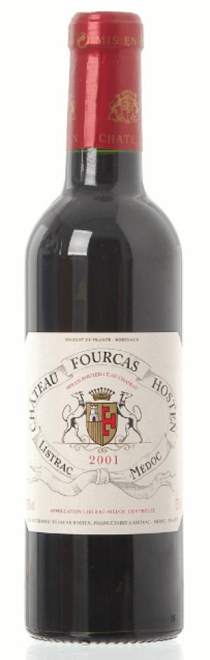 Château Fourcas Hosten 2011  - meia gfa.