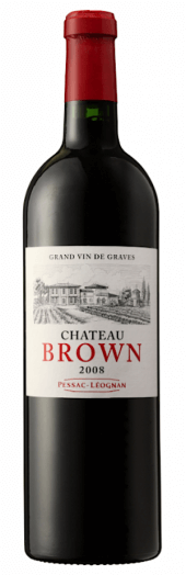 Château Brown rouge 2011