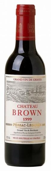 Château Brown rouge 2011  - meia gfa.
