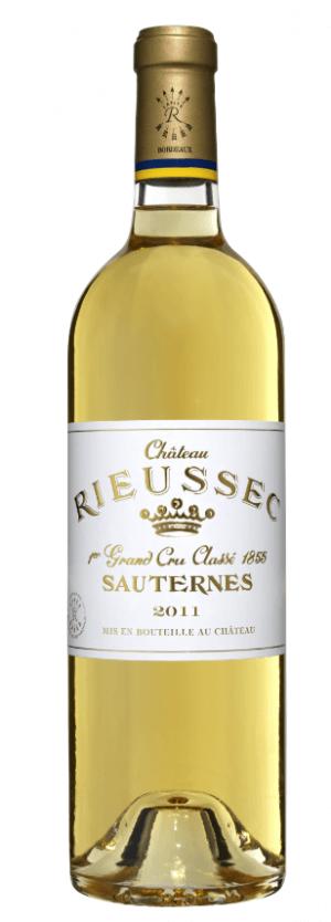 Château Rieussec 2011