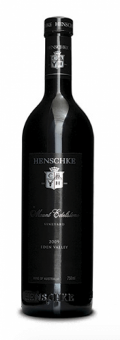 Mt Edelstone Shiraz 2009