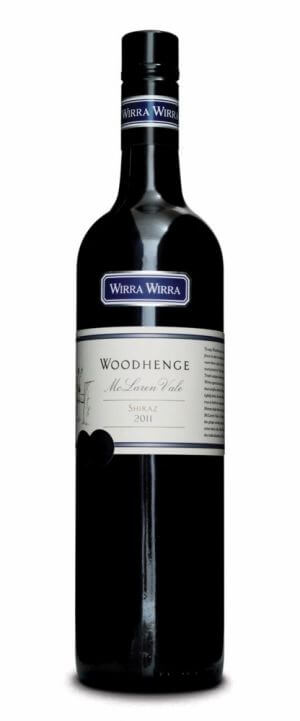 Woodhenge Shiraz 2012
