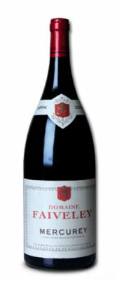 Mercurey Domaine Faiveley rouge 2013  - Magnum