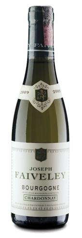 Bourgogne Joseph Faiveley Chardonnay 2012  - meia gfa.