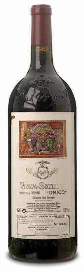 Vega Sicilia Único Gran Reserva 2003  - magnum