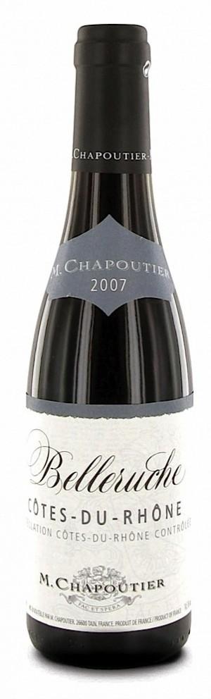 Côtes du Rhône Belleruche rouge 2014  - meia gfa.