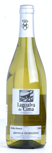 Lagoalva Reserva Arinto & Chardonnay 2015