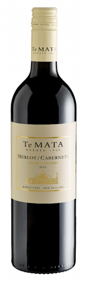 Estate Merlot Cabernet Estate Vineyards 2014