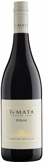 Estate Syrah Estate Vineyards 2014