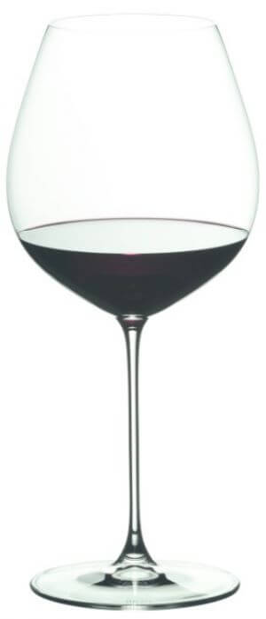 Taça Old World Pinot Noir - Kit com 2 taças - Linha Veritas