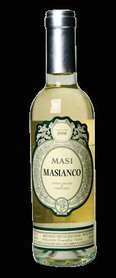 Masianco Pinot Grigio/Verduzzo 2015  - meia gfa.