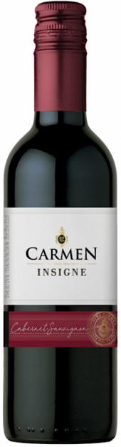 Carmen Insigne Cabernet Sauvignon 2016 - meia gfa.