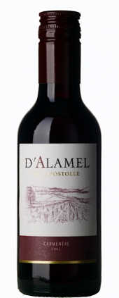 D'Alamel Carménère 2015  - 187 ml