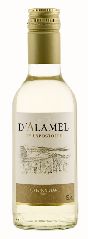 D'Alamel Sauvignon Blanc 2016  - 187 ml
