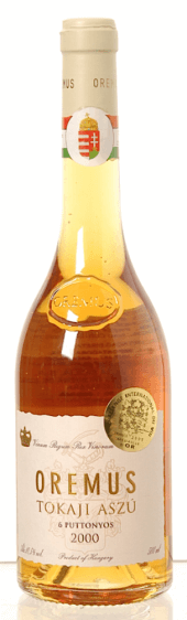 Tokaji Aszú 6 Puttonyos 2005  - 500 ml
