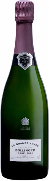 Champagne Bollinger Grande Année Rosé Vintage 2005