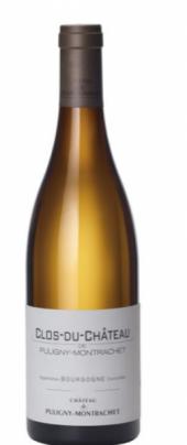 Bourgogne blanc Clos du Château 2013