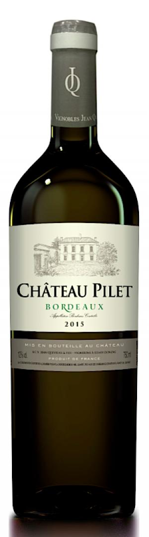 Château Pilet Blanc 2015