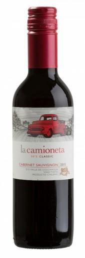 La Camioneta Cabernet Sauvignon 2015  - meia gfa.