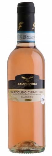 Bardolino Chiaretto DOC Classico 2016  - meia gfa.