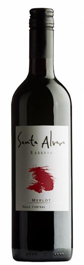 Santa Alvara Merlot 2015