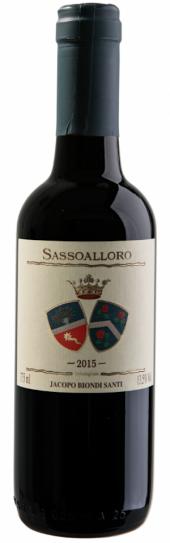 Sassoalloro IGT 2012  - meia gfa.