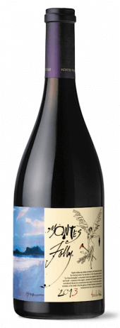 Montes Folly Syrah 2013