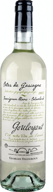 Gouleyant Côtes de Gascogne blanc 2016