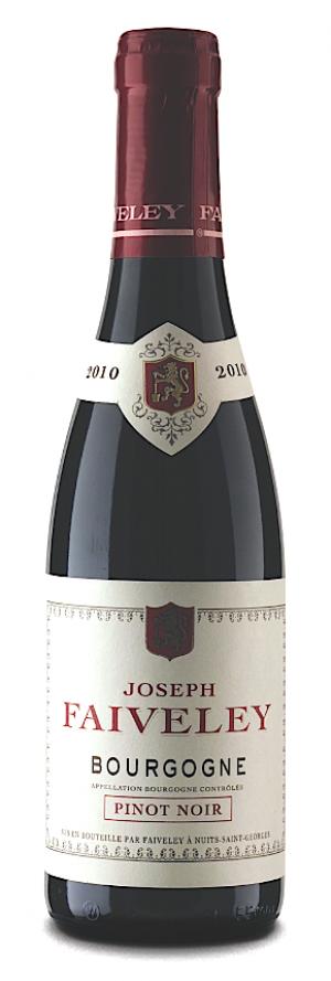 Bourgogne Pinot Noir Joseph Faiveley 2015  - meia gfa.