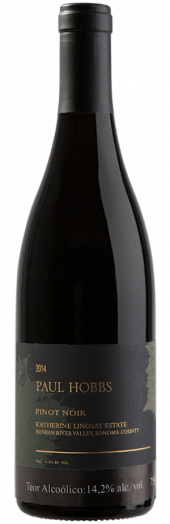 Paul Hobbs Pinot Noir Katherine Lindsay Estate Vineyard 2014