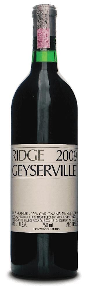 Ridge Zinfandel Geyserville 2015