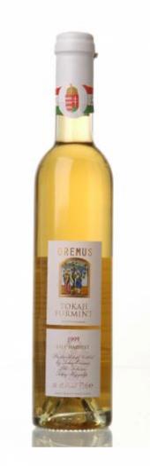 Tokaji Furmint Late Harvest 2015  - 500 ml.
