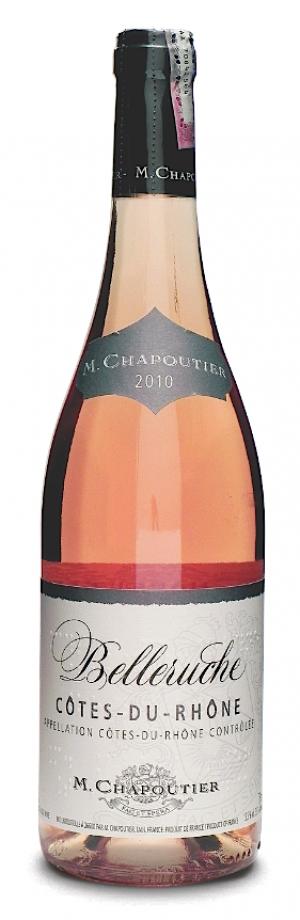 Côtes du Rhône Belleruche rosé 2016