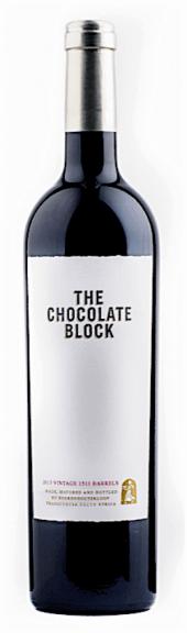 The Chocolate Block 2016