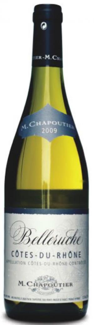 Côtes du Rhône AOC Belleruche blanc 2016