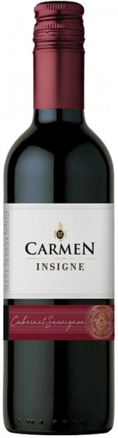 Carmen Insigne Cabernet Sauvignon 2017 - meia gfa.