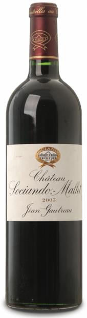 Château Sociando-Mallet 2014
