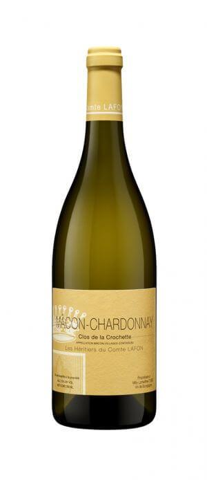 Mâcon Chardonnay Clos de la Crochette 2015