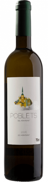 Poblets del Monsant White DO Montsant 2016