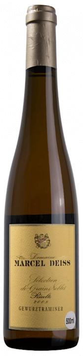 Gewürztraminer SGN 2008  - 500 ml