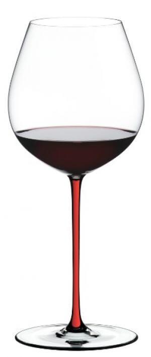 Taça Old World Pinot Noir - Linha Fatto a Mano vermelho