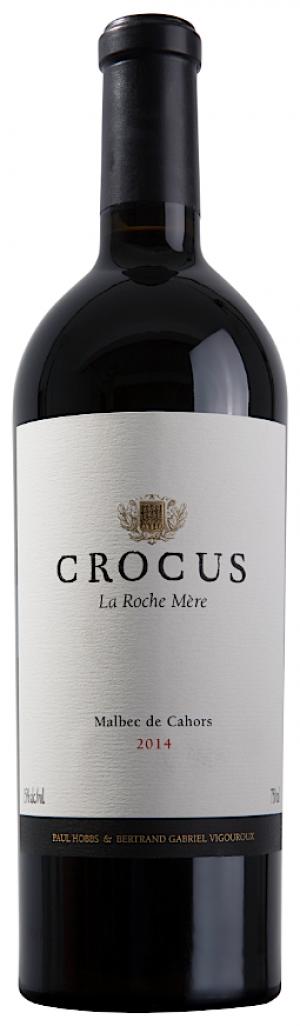 Cahors AOC Crocus La Roche Mere 2014
