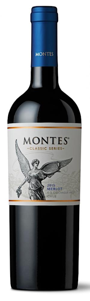 Montes Merlot Reserva 2016