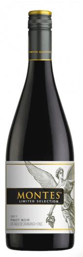 Montes Selección Limitada Pinot Noir 2016