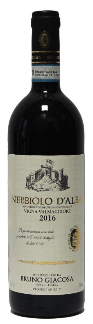 Nebbiolo d'Alba Vigna Valmaggiore DOC 2016