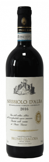 Nebbiolo d'Alba DOC 2016